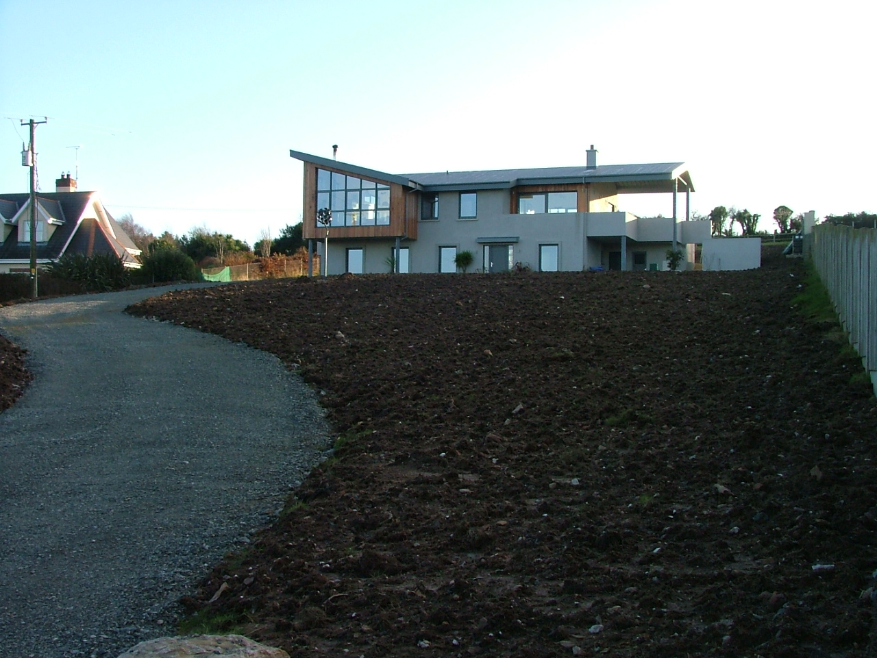 Residential property in Forth Commons