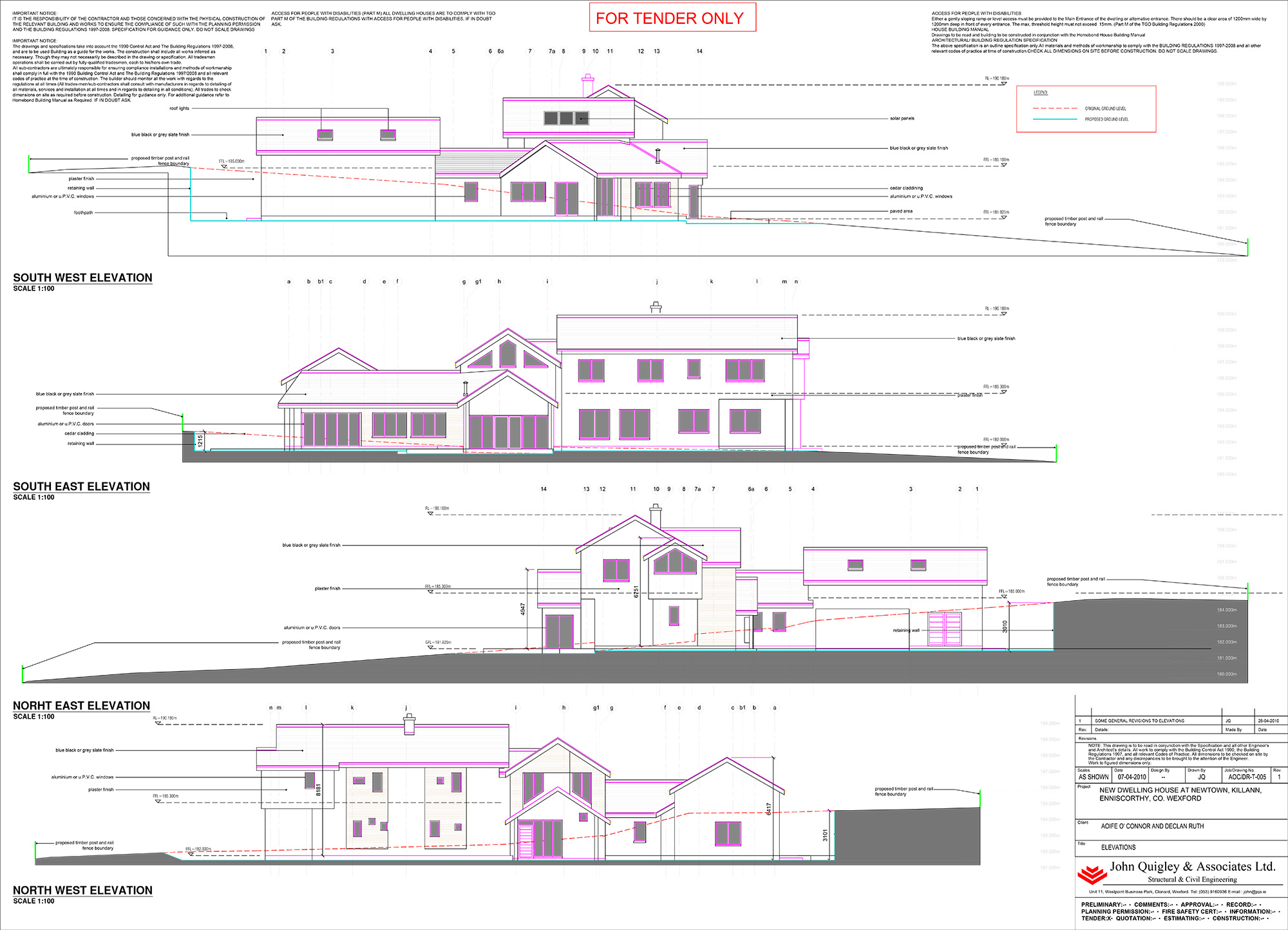 Residential property plans