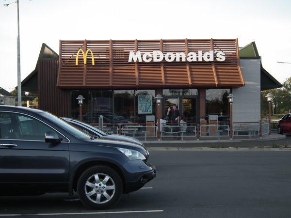 McDonalds Restuarant